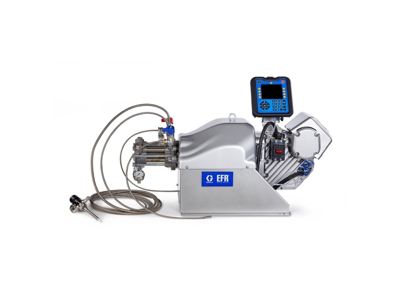 Electric Fixed Ratio (EFR) Metering System