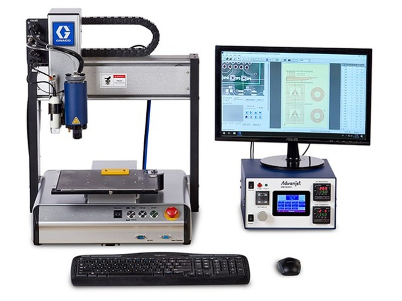 UniXact Benchtop Jetting Systems
