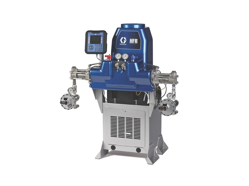 Hydraulic Fixed Ratio (HFR) Meter, Mix & Dispense System